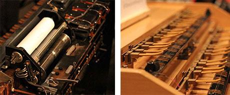 Phonola und Trautonium beim G6-Dirigentengipfel 2012